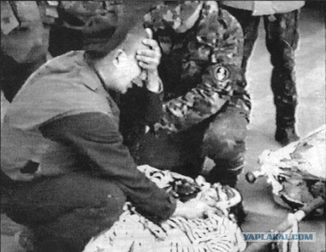 48296998 ПОДВИГ РАЗВЕД ГРУППЫ «МАЛИНА» 165 ПОЛК МП (февраль 1995 г. г.Грозный) - Независимый проект =Морская Пехота России=