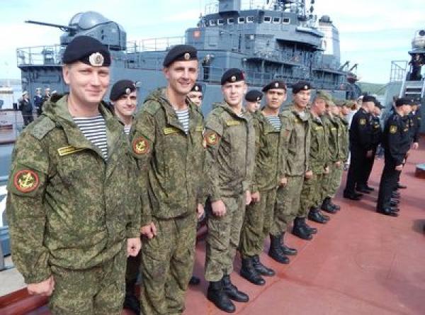 01451764 Выдержка, смелость, отвага - Независимый проект =Морская Пехота России=